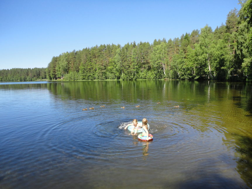 Summerfun in Finland